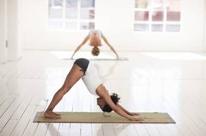 Could Yoga Help Curb Holiday Weight Gain?