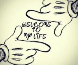 ' welcome""