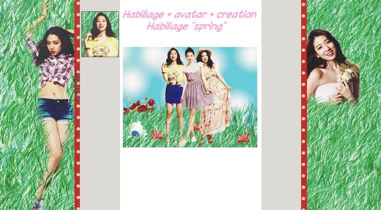 Habillage 31 - Park Shin Hye
