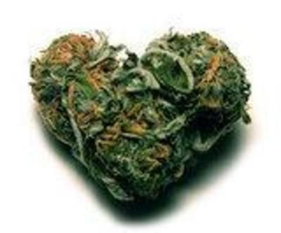 Love is Weed.