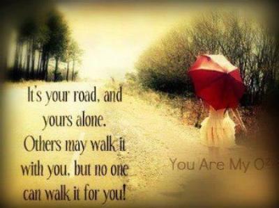 Seul on marche plus vite, à deux on va plus loin.