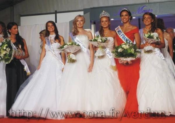 Miss Meuse 2016 pour Miss Lorraine 2016