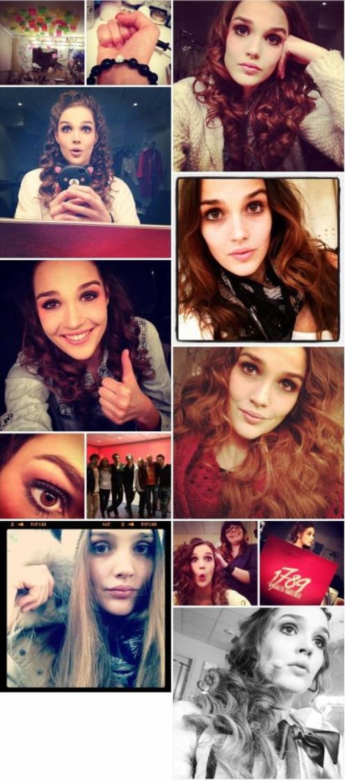Les photos de Camille sur Instagram