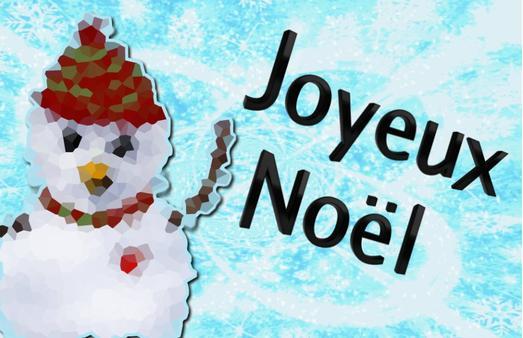 Joyeux Noel à tous !