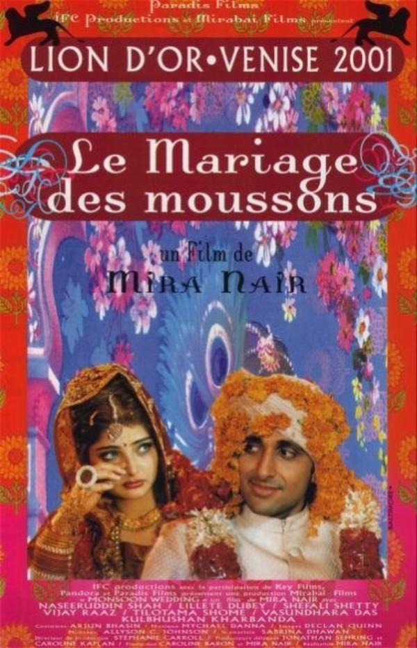 LE  MARIAGE  DES  MOUSSONS  TRÈS  BEAU  FILM  PASSE  A  LA  TV  JUILLET ET AOÛT 2014