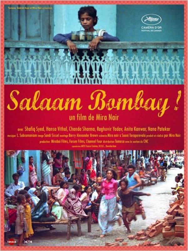 SALAAM BOMBAY  QUI  EST  PASSE  A  LA  TV  JUILLET  ET  AOÛT  2014