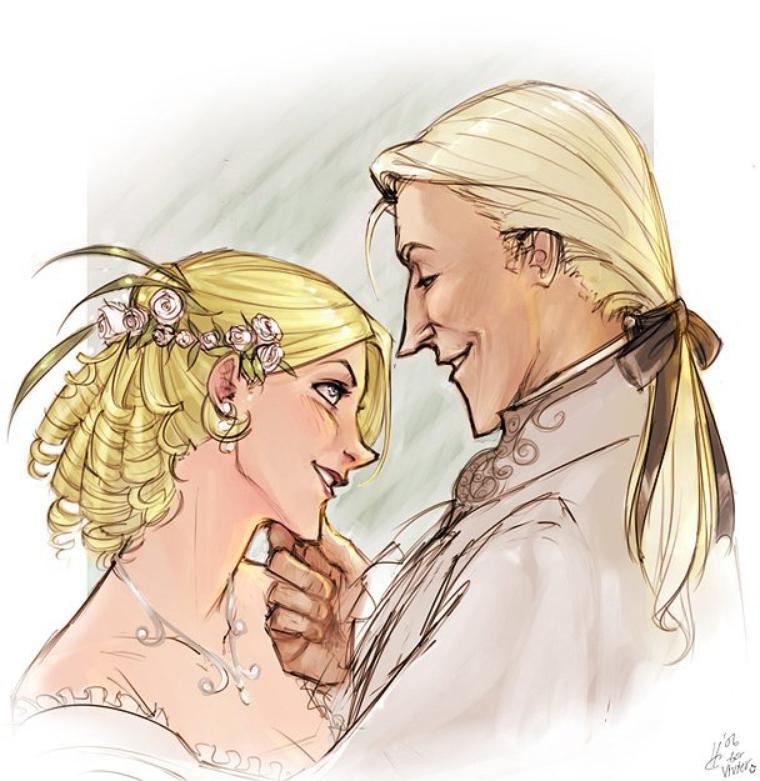 Lucius et Narcissa M