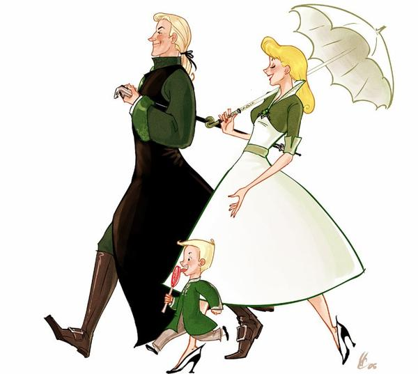 Famille Malfoy