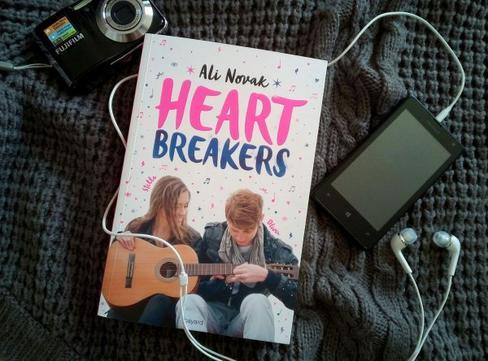 """Je vous présente le livre """"Heartbreakers"""""""