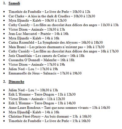 Salon du livre et de la presse jeunesse - Montreuil 2014