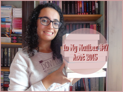 In My Mailbox #17 - Août 2015