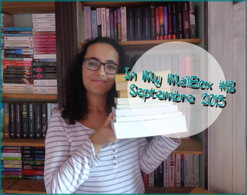 In My Mailbox #18 - Septembre 2015
