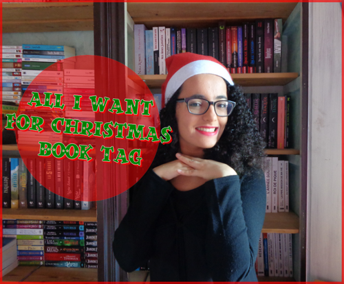 ⛄ All I Want for Christmas | Book Tag ⛄ / Noël après l'heure #1