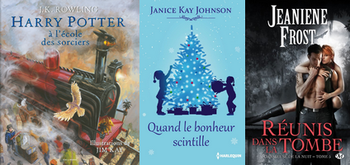 In My Mailbox #21 - Décembre 2015