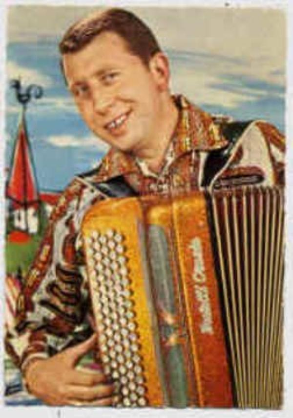 Accordéonistes  (8032)