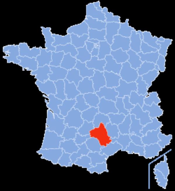 Les Départements Français    (9268)
