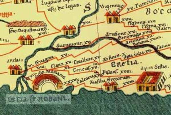 Noms des Villes Françaises en Latin  (8893)