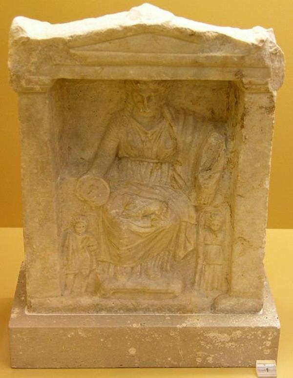 Des Déesses et Dieux Romains   (8148)