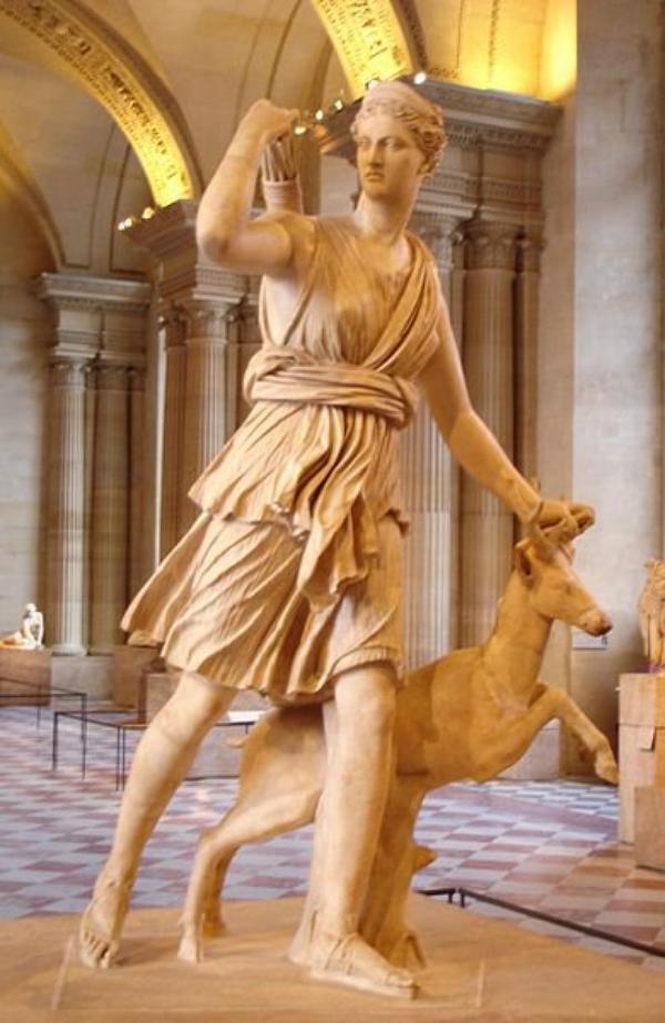 Des Déesses et Dieux Romains  (9496)