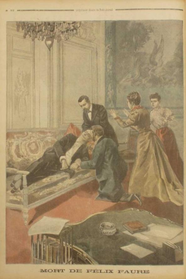 Présidents de la République Française   (11332)