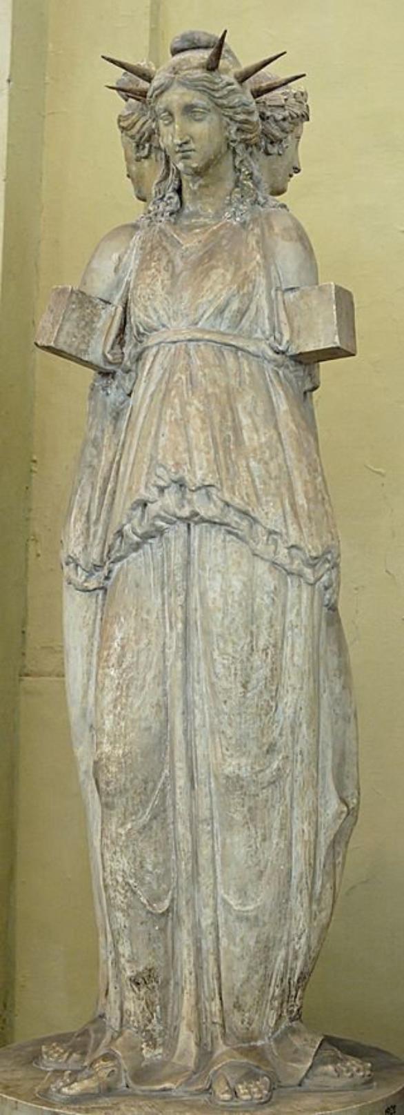 Déesse et Dieu Grec (11633)
