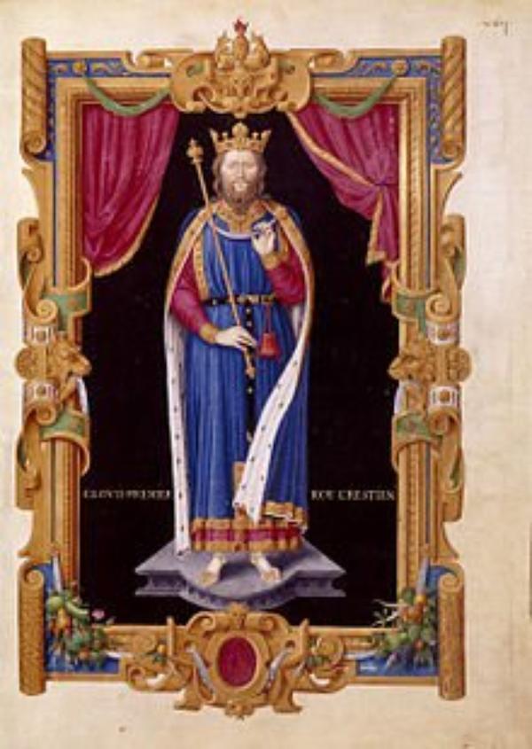 Les Rois  de France (11619)