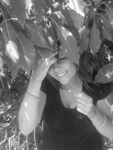 Un simple sourire.