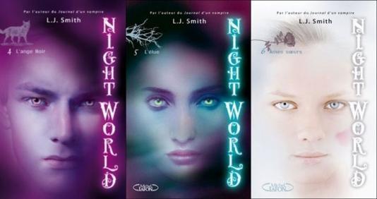 Vampires Diaries / Nightworld / Prémonitions