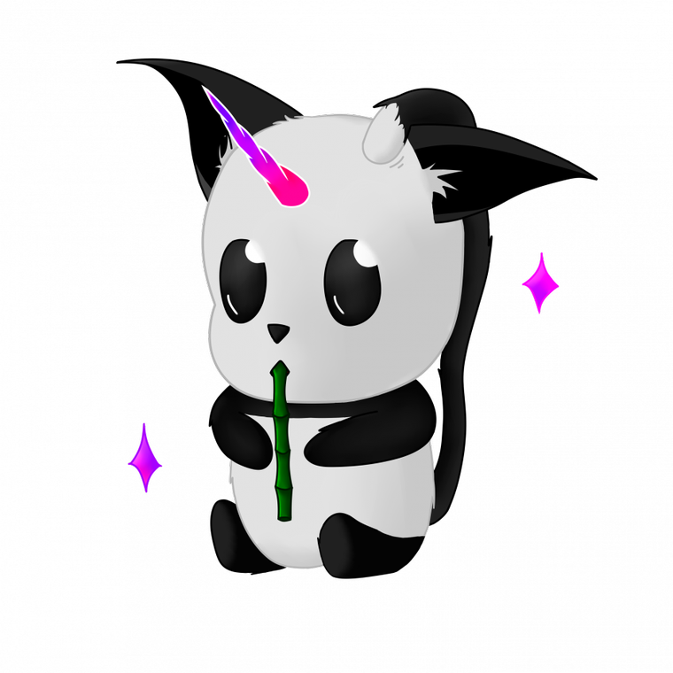 Panda ? Unicorn ? Cat ?... Let's mix this !