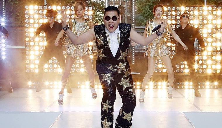 L'Brillance  / Gangnam_Style (Dj Yohann Sylvers) (2012)