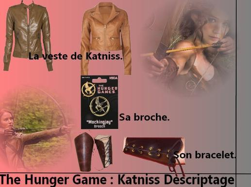 Hunger Games-- Le style de Katniss