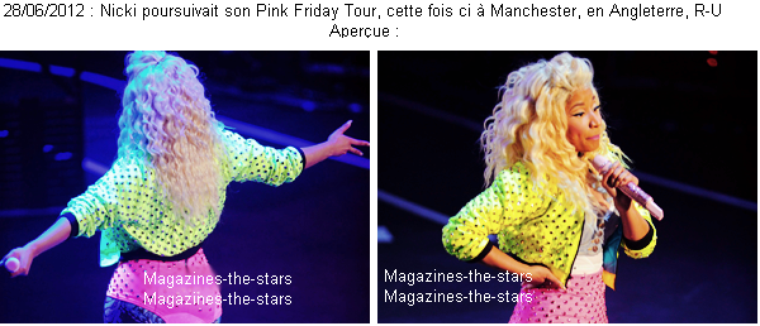 Article 03 On Magazines-the-stars - Beyoncé News