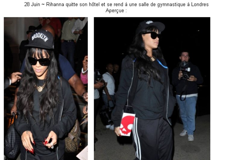 Article 06 On Magazines-the-stars -  rihanna News