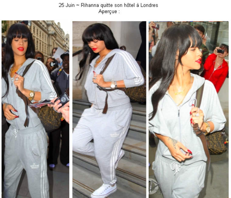 Article 07 On Magazines-the-stars - rihanna News