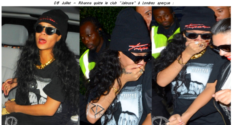 Article 23 On Magazines-the-stars - Rihanna And chris brown  News