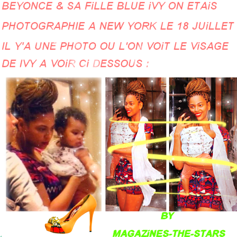 Article 28 On Magazines-the-stars - Beyoncé  News