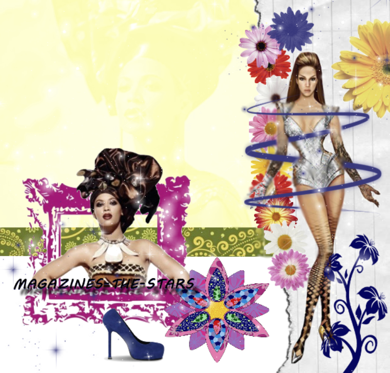 Article 32 On Magazines-the-stars - Beyoncé , wiz khalifa , chris brown News