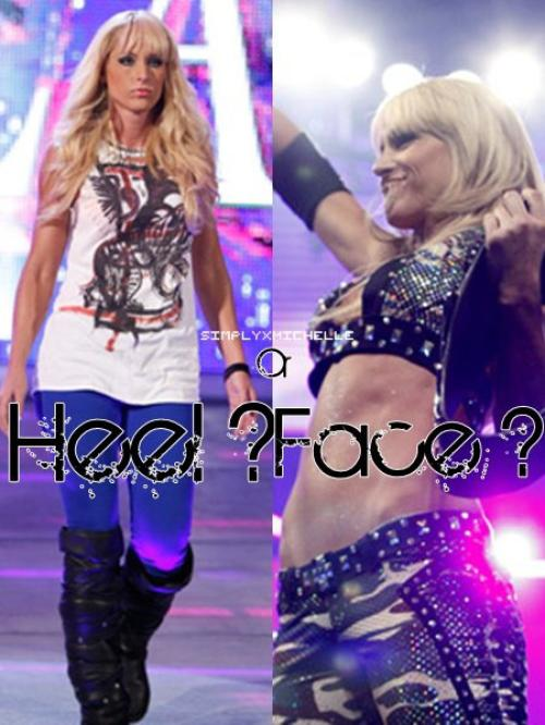 Face Or Heel ? ♥