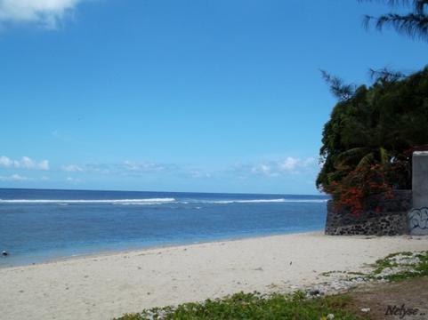 L'île Paradisiaque ..