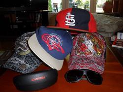 Mes casquettes préférer