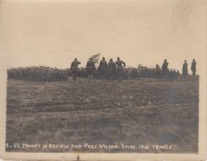HUMES 52  FRANCE 1918