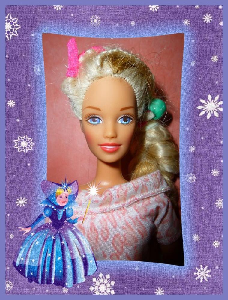 Skipper et Barbie