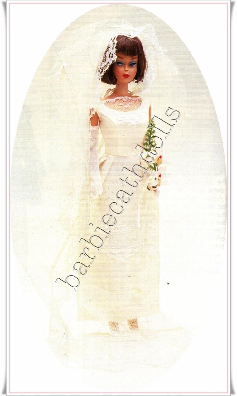 Voilà la mariée....