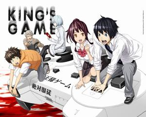 Manga n° 7 : King's Games