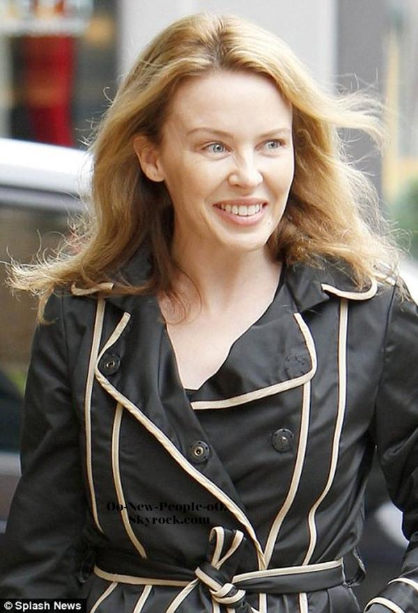 01.09.2011 - Photos : Kylie Minogue : sans make-up, elle fait peur !