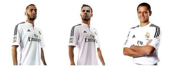 L'équipe Real Madrid 2014 - 2015