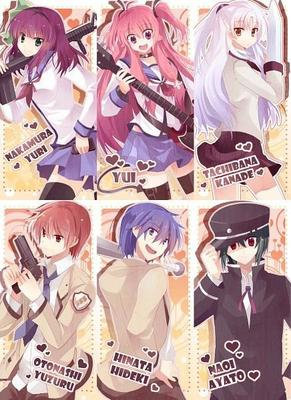 ✿ Angel Beats ✿