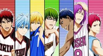 ✿ Kuroko No Basket ✿