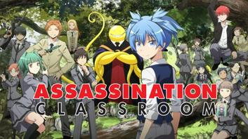 ✿ Assassination Classroom ✿