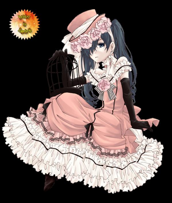 Hatsune Miku - Ciel Phantomive